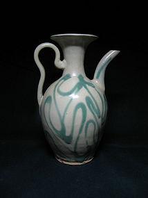 Nice tang dynasty changsha kiln pot