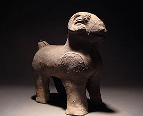 Cute han dynasty sheep