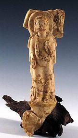 North qi stone buddha