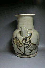 Tang dynasty changsha kiln pot