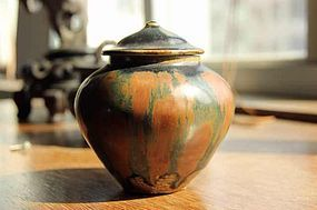 Nice song dynasty cizhou kiln pot