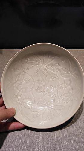 Song dynasty qinbai bowl