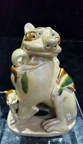 So rare tang dynasty lion