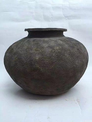 Western zhou dynasty unique shaep jar
