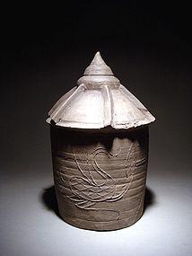 Very rare han dynasty grain storage