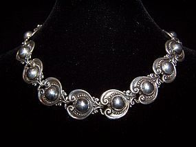 Margot de Taxco # 5210 Vintage Mexican Silver Set