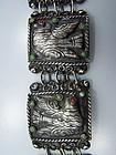 Matl Salas Palomas Mexican Silver Bracelet