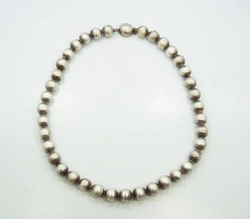 William Spratling Vintage Mexican Silver Pearls