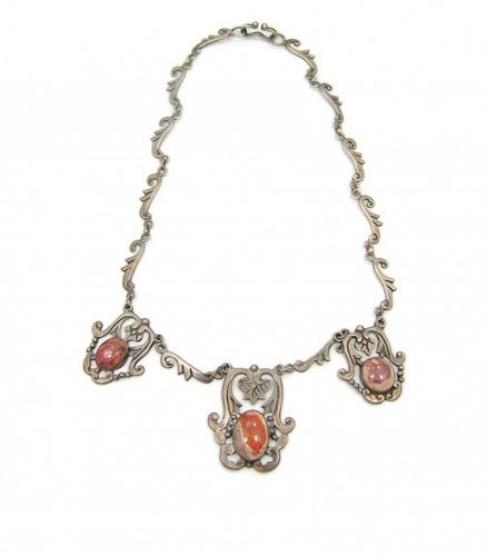 Bernice Goodspeed Vintage Mexican Silver