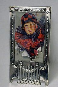 WMF Jugendstil Art Nouveau Secessionist Photograph Fram
