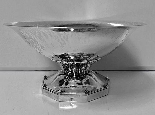 Georg Jensen Sterling Silver Dish 1926-32, design No 181A