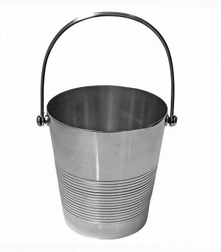 Christofle Art Deco Silver Plate Wine Bucket Cooler, C.1930