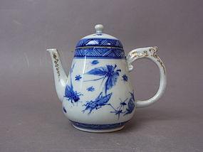 Ceramic Tea Pot, 19th century