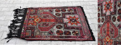 Turkish Anatolian Toros Cicimi carpet