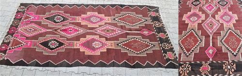 Turkish Kars Kurdish Kilim