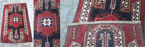 Turkish Anatolian Kars carpet