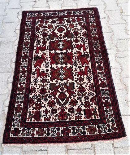 Afghan Bokhara carpet