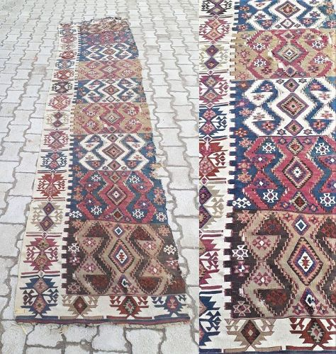 Turkish Anatolian Antique kilim