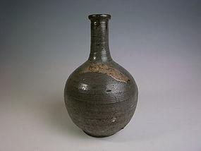 Edo Period Karatsu Tokkuri - New Price