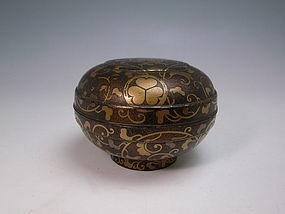 Edo Period Lacquer Box