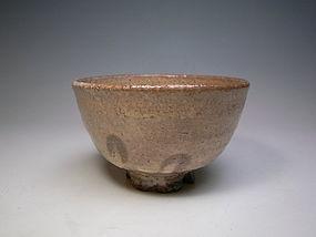 Hagi Chawan by Morishima Isshin