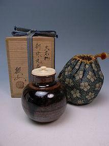 Seto Chaire by Matsumoto Tetsuzan (b)