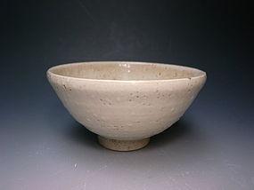 Shino Chawan by Moritoki Taiyu