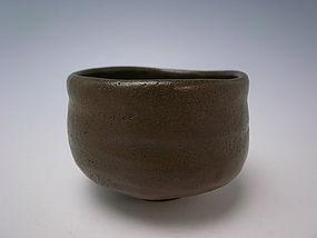 Raku Chawan by Saito Shizuka