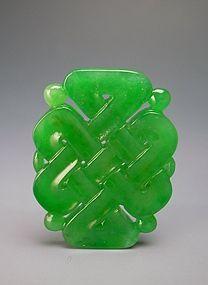 Sublime Antique Natural Jadeite Stone