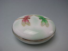 Cloisonne Box by the Ando Company