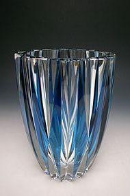 Vintage Saint-Louis Crystal Vase