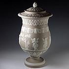 Remarkable Wedgwood Elysian Jasper Vase