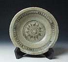 Antique Sukhothai Platter