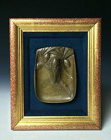 Art Nouveau Vide Poche by Maurice Daurat
