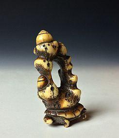 Edo Period Netsuke