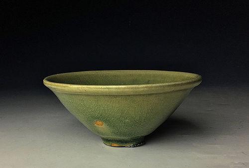 Antique Southeastern Asia Celadon Cup