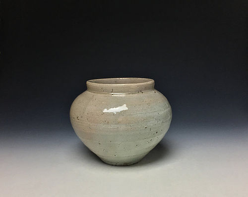Korean Joseon Period Jar