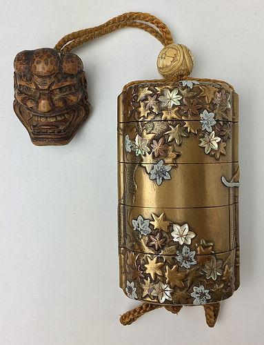 Edo Period Inro