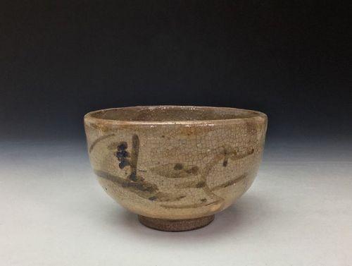 Edo Period Inu-yama Chawan