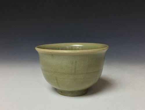 Yuan Dynasty Celadon Cup