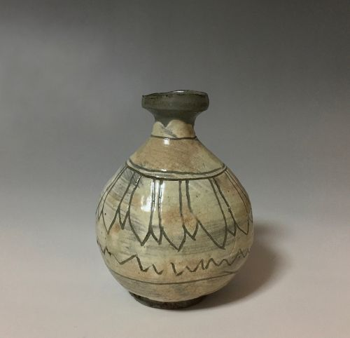 Joseon Period Buncheong Bottle