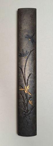 Edo Period Kozuka by Goto Mitsuyoshi