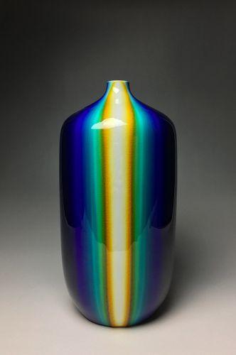 Yosai Vase by Tokuda Yasokichi III LNT