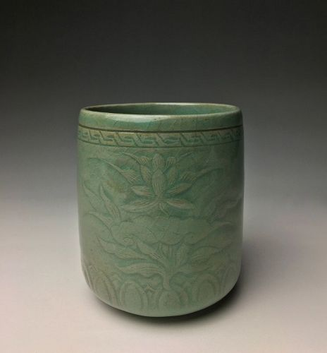 Korean Goryo Period Celadon Cup