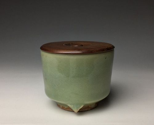 Antique Chinese Celadon Incense Burner