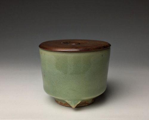 Antique Chinese Celadon Incense Burner