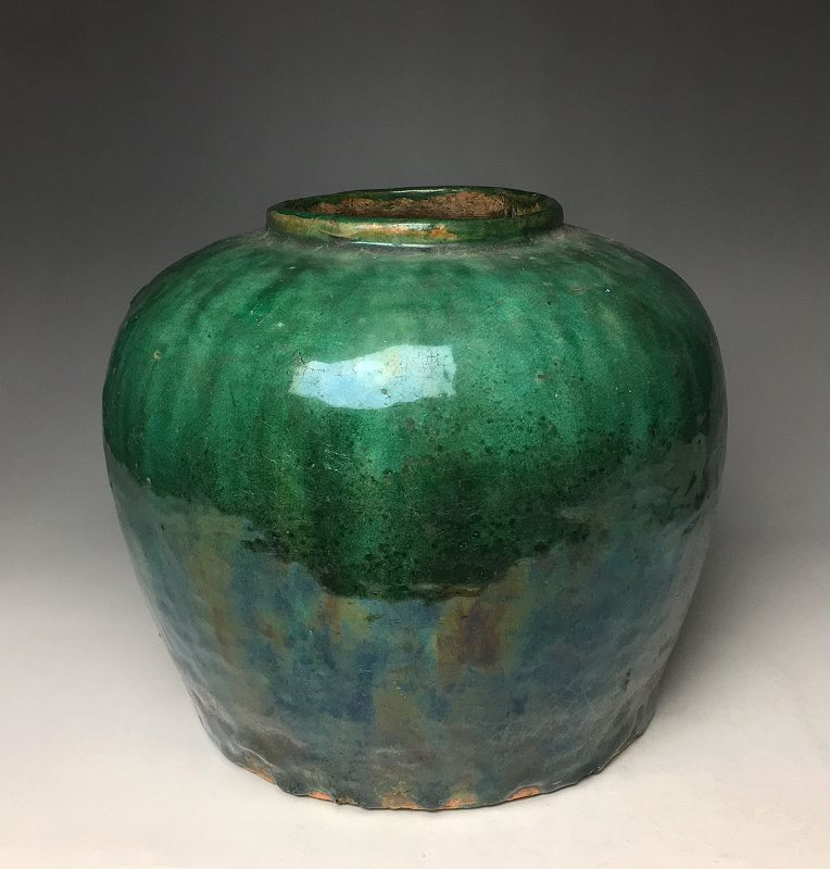 Spectacular Chinese Liao Dynasty Jar
