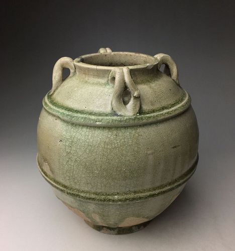 Chinese Southern Dynasty Jar