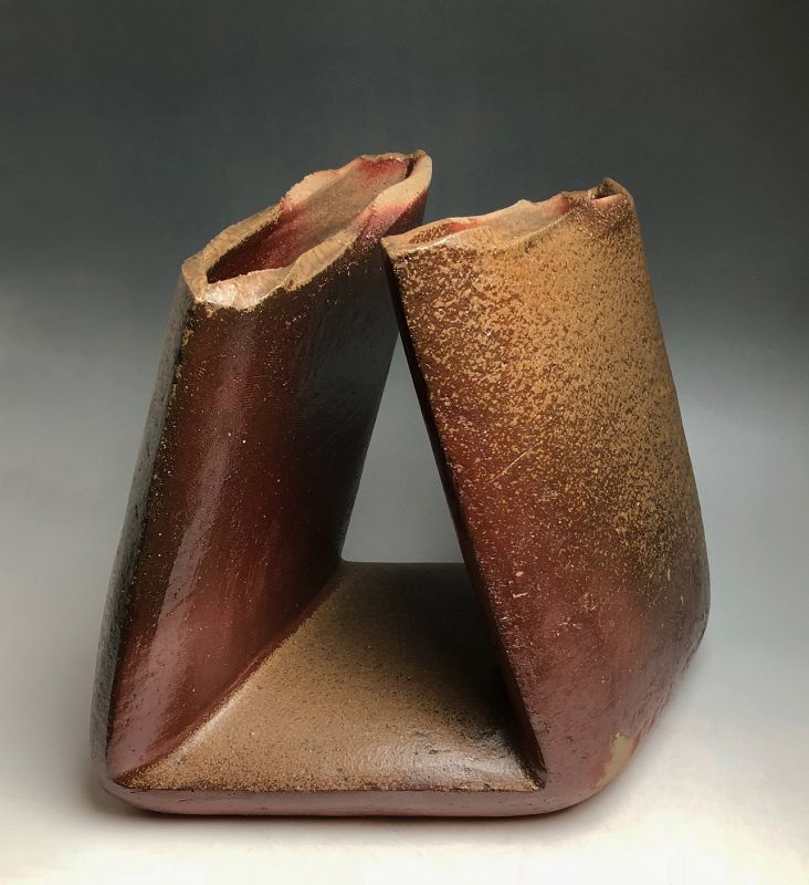 Bizen Kaki by Kawabata Fumio