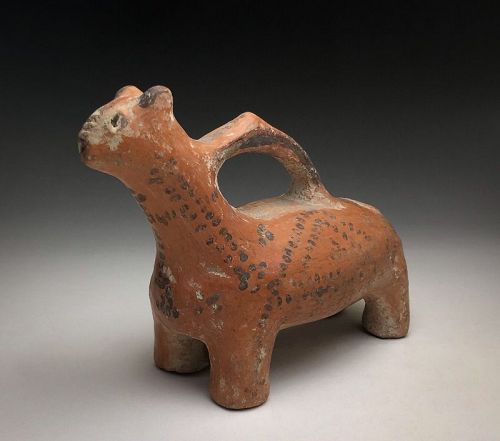 Archaic Terracotta  Ewer